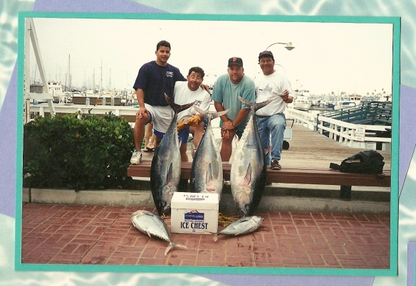 Tuna Fishing Trip