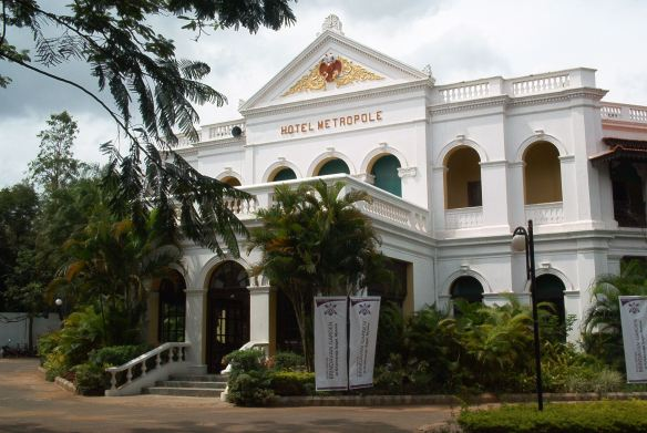 Mysore - Lunch hotel