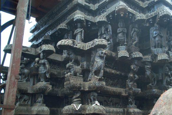 Mysore - moving temple 2